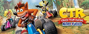 Crash Bandicoot Nitro Fueled