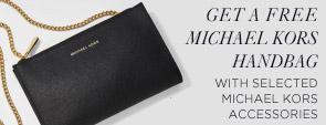 Free Michael Kors handbag