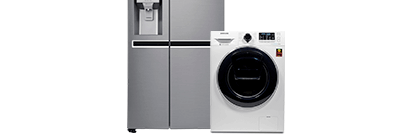 £50 off when you spend over £600 on 2 or more large kitchen appliances
