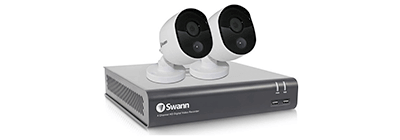 10% off marked price on Swann security