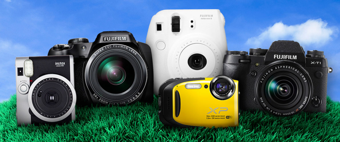Fujifilm Digital Cameras | Currys