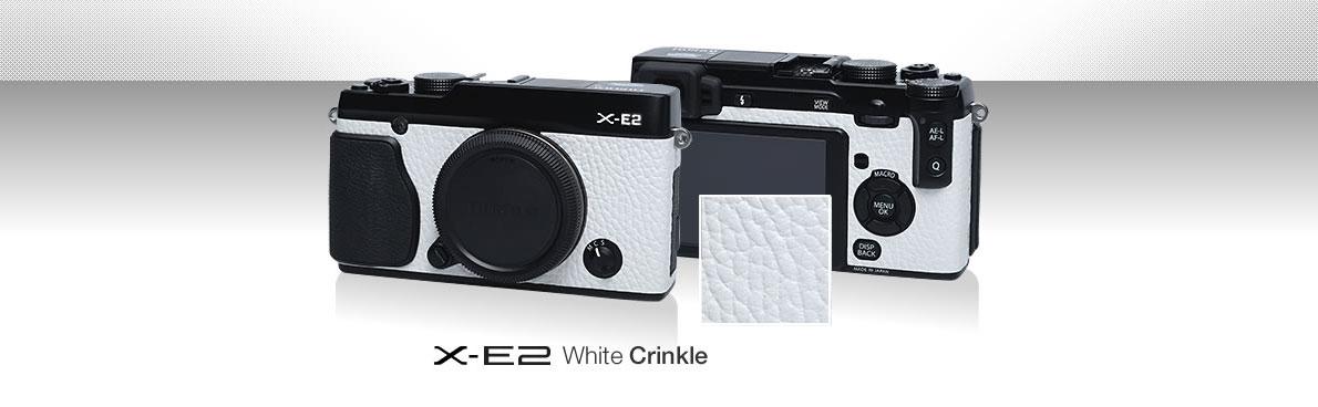X-E2 White Crinkle