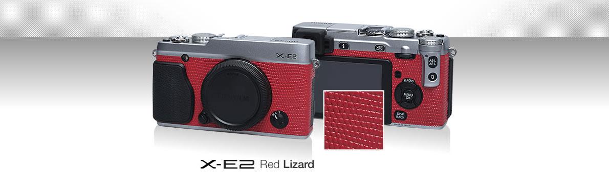 X-E2 Red Lizard