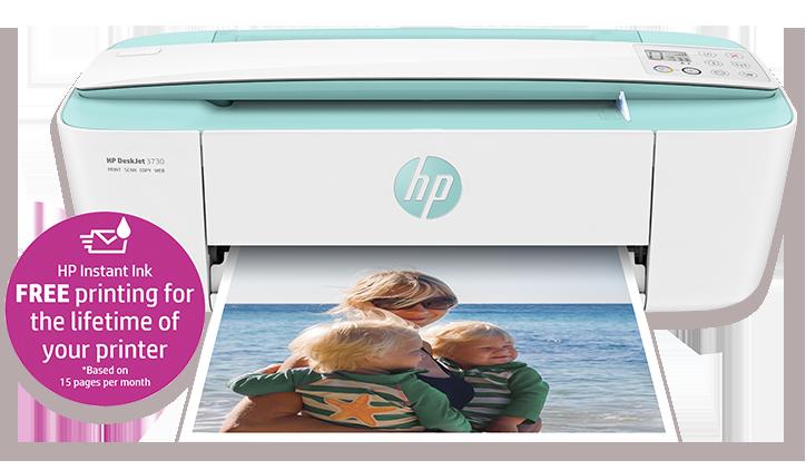 HP DeskJet 3730 Printer