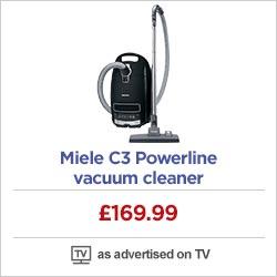 Miele C3 Powerline vacuum cleaner