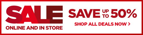 SALE - Save up to 50%
