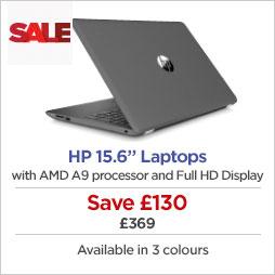 HP 15 A9 laptop