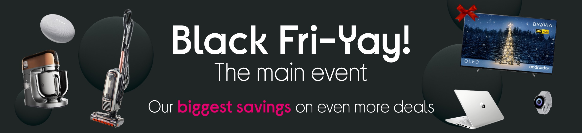 Black Friday the main event