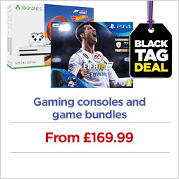 Gaming consoles and game bundles