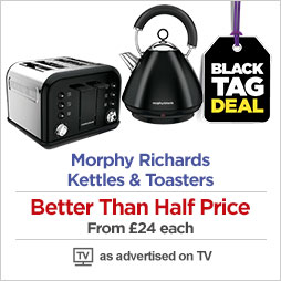 Save on small kitchen appliances