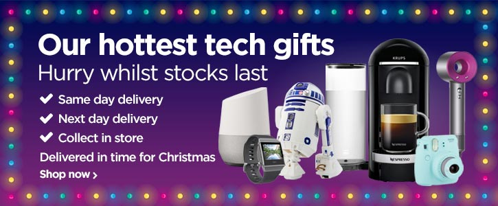 Christmas gifts from £24.99