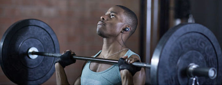 Bose Sound Sport wireless Bluetooth headphones