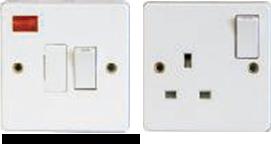 13 amp outlets