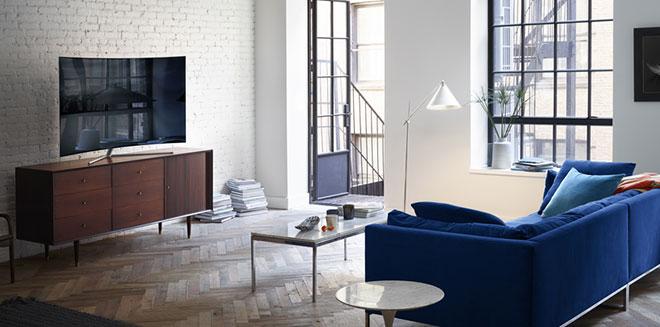 Samsung High Dynamic Resolution TV