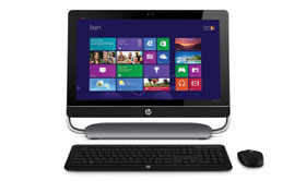 HP ENVY 23-d010ea TouchSmart 23 Touchscreen All-in-One PC