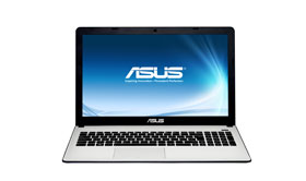 ASUS X501U-XX039H 15.6 Laptop – White