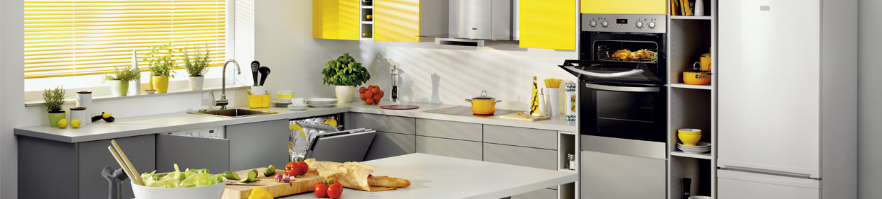 About Zanussi Appliances| Currys