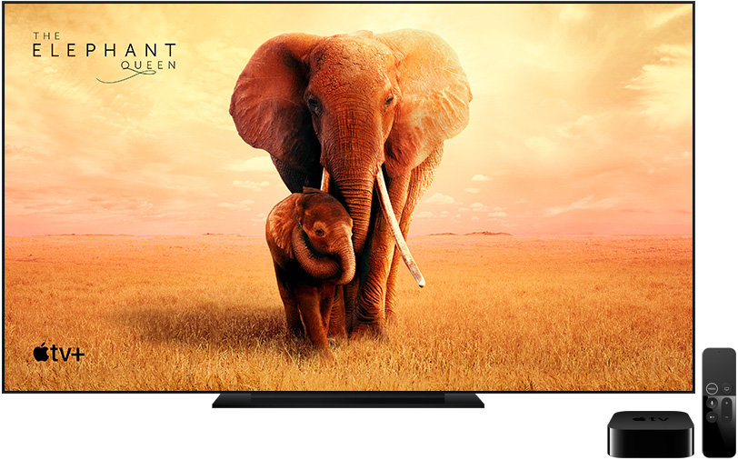 shop Apple TV 4K