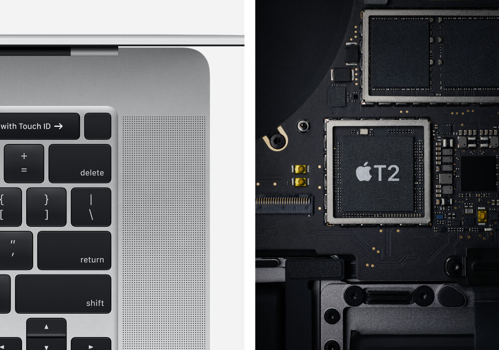 MacBook Pro Security Chip