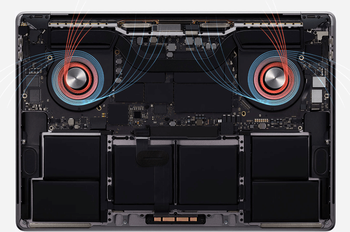 MacBook Pro Thermal Architecture