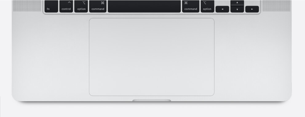 MacBook Pro Force Touch Trackpad