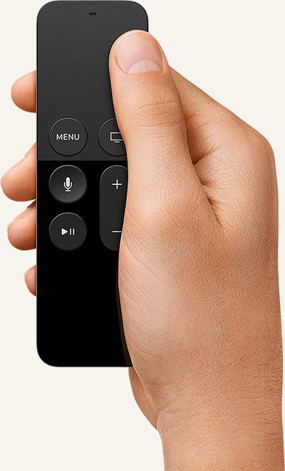 Apple TV Siri Remote Touch