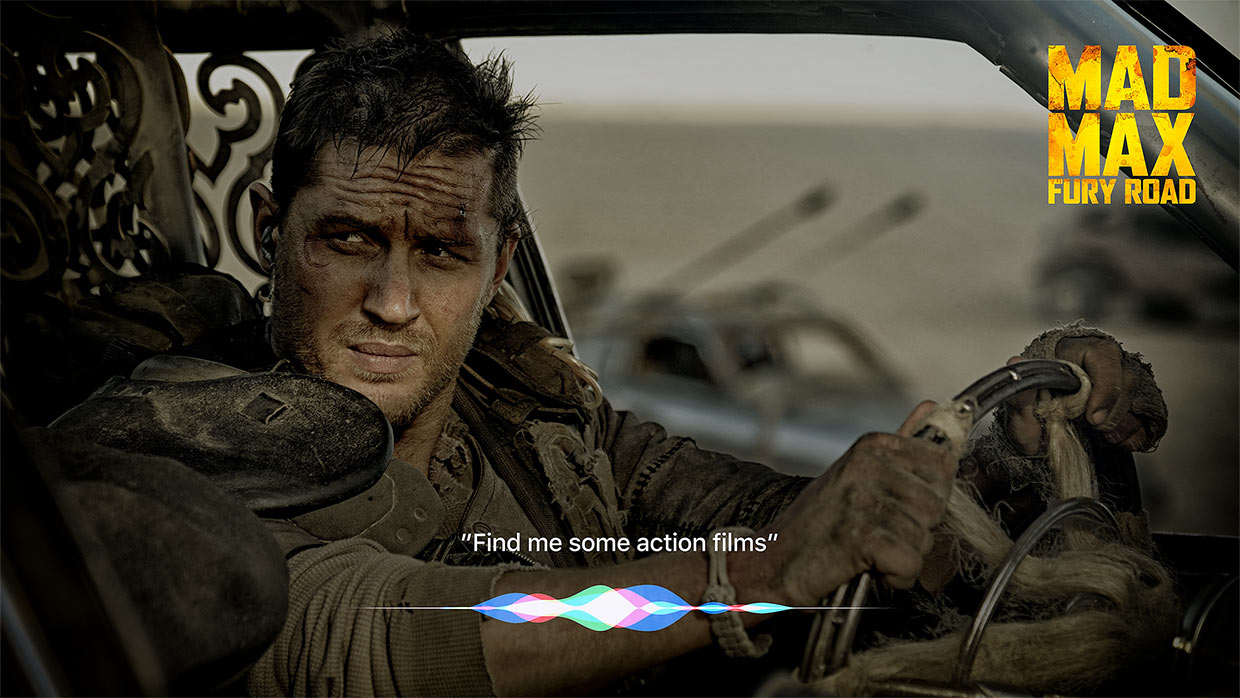 Apple TV Mad Max