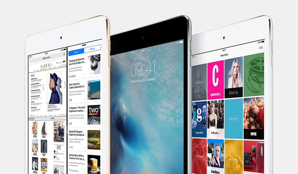 iPad Experience
