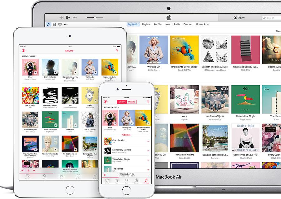 iPad iCloud