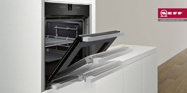 NEFF Slide∓Hide ovens from £519