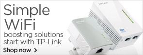 Simple Wifi with TP Link