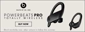 Powerbeats pro earphones