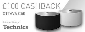Technics cashback