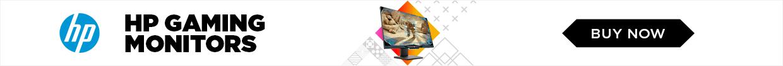 HP Gaming Monitors