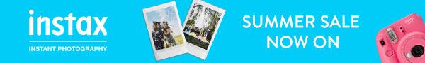 Instax summer sale