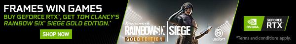 Nvidia Rainbow 6
