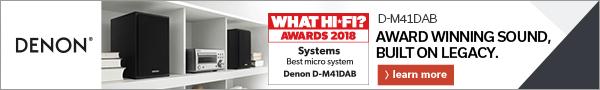 Denon Hi-Fi's