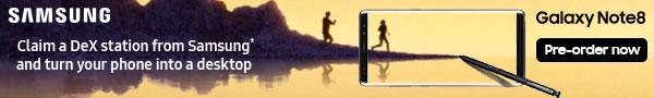 Galaxy Note 8 Pre-order