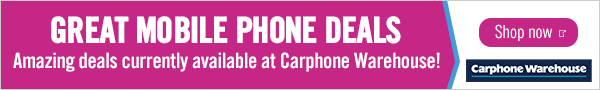 Carphone deals