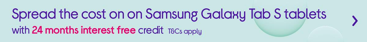 Samsung Galaxy Tab S IFC