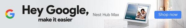 New Google Nest Home Hub