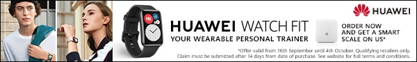 HUAWEI WATCH OFFER