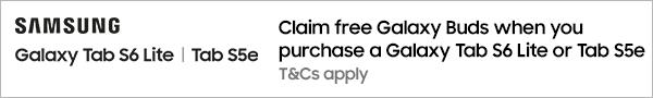 Samsung Galaxy Tab free gift