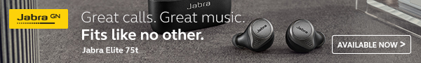 Jabra Elite 75t Headphones