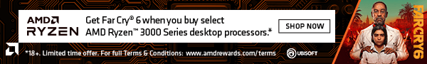 AMD Processors Far Cry 6