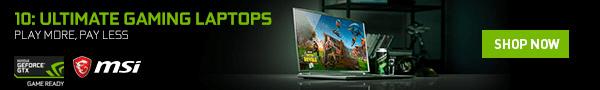Nvidia MSI