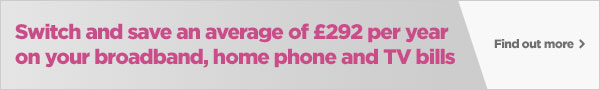 Compare TV, Broadband and Phone packages