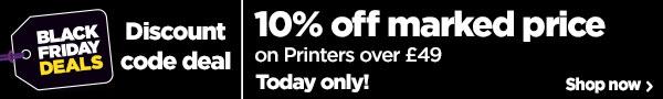 Printers Black Friday
