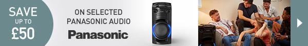 Panasonic audio