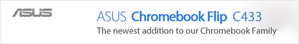 ASUS Chromebook C433
